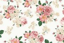 Floral Backgrounds / by Christa Phelps