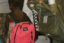 Backpack Giveaways / by OAK Lifestyle