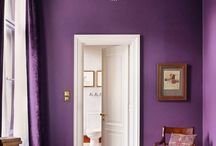 Pantone Color / Guess what the color of 2014 is??? Radiant Orchid! A beautiful pop of color that goes well with any style and decor!