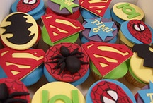 SUPER HERO PARTY / by Ale