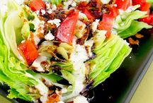 Salads / by Brittany Franey