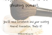 DIY Cosmetics / DIY recipes designed by us for face, hair and body from easy to source ingredients.