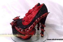 Lava Dragon Heels