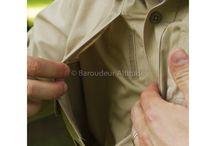 Vêtements baroudeur pour vos randonnées, trek... / Notre sélection de vêtement pour vos sorties en randonnée, trek, alpinisme, militaire à retrouver sur notre site de vente en ligne www.baroudeur-altitude.fr