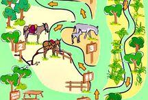 El Parc del Rukimon / La reserva de Rucs del Corredor està habitada per una cinquantena de rucs aproximadamen