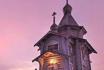 Churches castles