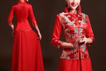 Wedding - Chinese Wedding Dress