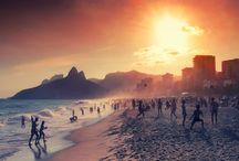 Rio de Janeiro | Host City of Olympics Games 2016 / Tropical Metropolis / by Indigo Wings