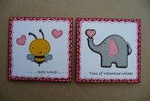 Children Valentine Cards Cricut