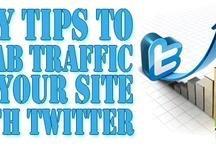 Twitter Tips & Tricks / by EXEIdeas