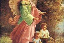 obrázky andělů