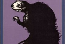 Books About Monsters / Books about monsters that I have read or that I want to read in the future.