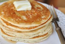 Fluffy Coconut Flour Pancakes / Fluffy Coconut Flour Pancakes