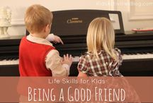 For the Littles - Life Skills / by Rebekah S. Greenwood