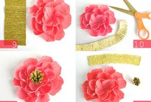 Bouquets: make your own flowers / by Cheryl Welke
