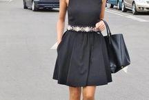 Little black dresses inspiration