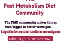 The Fast Metabolism Diet Community News / Hello Fast Metabolism Dieters! Time for a revamped! We're glad that along with our advocacy to lose weight naturally, our community has also expanded. A lot of contributions have been received from you for the last few months and we hear you! So here we are, getting immensely excited to announce that we made expanded and created a new website with more better features.