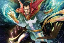 Marvelous / Marvel and DC comics  / by Sherlock Holmes
