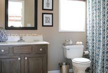 bathrooms / by LeighAnn Kaman