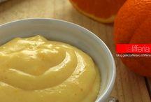 crema al'arancia