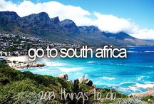 TRAVEL / places I want to go