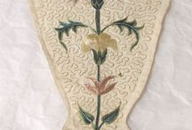 18th century: Stomachers / Stomachers from the 18th century.