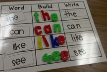Kindergarten Independent centers