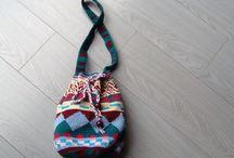 Handgemaakt / Katoenen tas