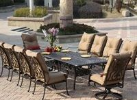 Out on the patio / Great patio ideas!