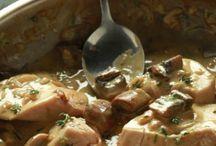 Μαγειρευτά στην κατσαρόλα