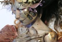 Virginie Ropars / Amazing sculptural doll creations