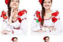 Украинcкий костюм