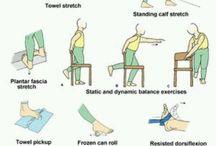 Stärke deine Füße