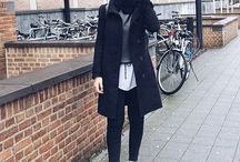 hijab winter outfit