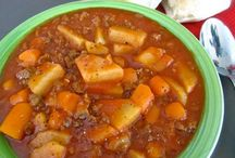 Soups and Stews / by Holly Bauer