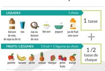 Smoothies et boissons