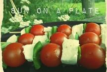Hapjes & snacks / gewoon lekker... (en liefst ook gezond!)