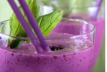 Smoothies, Shakes & Other Beverages