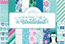 Winter Wonderland / Enjoy the magic of wintertime with Pebbles' newest collection, Winter Wonderland. Perfect for decorating parties or capturing fun snow days, this collection is sure to add a bit of holiday magic! / by Pebbles Inc
