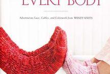 Toe up socks hand knitting