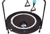 10 Best Exercise Trampolines In 2016 Reviews