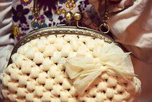 Bag and mini bag crochet
