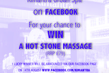 Kimantra Competitions / The latest competitions coming from Kimantra Urban Spa in Islington, London!