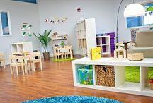Reggio Classroom Design