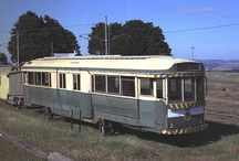 "Our ""missing"" trams / After the Ballarat Tramways closed in 1971, many of the trams were given to other museums and organizations."