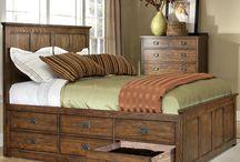 bedroom ideas / by Katie Popp