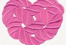 Machine Embroidery Designs I Have