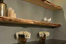 mensole legno