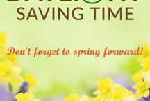 Daylight Saving Time Cards