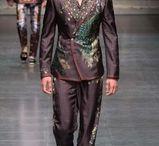 Dolce & Gabbana MENSWEAR SPRING/SUMMER 2016